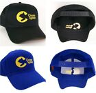 Chessie System Embroidered Railroad Cap Hat #40-0035 Choose Black or Royal