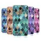 HEAD CASE DESIGNS MERMAID SCALES PATTERNS SOFT GEL CASE FOR LG PHONES 1