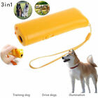 USA Pet Dog Barking Ultrasonic Tool Puppy Stop Training Repeller Trainer Device