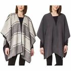 NEW Ike Behar Ladies' Reversible Fashion Wrap - One Size - VARIOUS COLORS