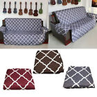 Reversible Couch Slipcovers Sofa Furniture Protector Cover Pet Couch Coat