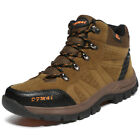 Mens hiking outdoor fashion sneakers climbing moutain shoes boots big size11