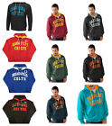 NFL Men's Pass Attempt Hoodie Full Zip Hooded Sweatshirt Football Licensed NEW on eBay