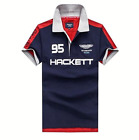 Hackett Aston Martin 95 Racing Men's Polo Shirt