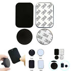 2/4pc Metal Plate Sticker Replacement for Magnetic Car Mount Magnet Phone Holder