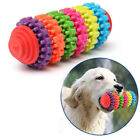Lasting Rubber Pets Dogs Puppy Cat Dental Teething Healthy Teeth Gums Chew.
