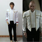 Star Trek Captain Picard Cosplay Costume Insurrection Nemesis Mess Uniform on eBay