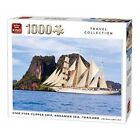 King Puzzle Travel 1000pc - Star Fyer Clipper Ship