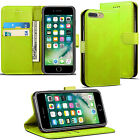 For Apple iPhone 7 Plus /8 Plus New Stylish Leather Flip Wallet Phone Case Cover
