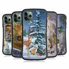OFFICIAL CHRISTMAS MIX WINTER WONDERLAND HYBRID CASE FOR SAMSUNG PHONES