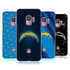 OFFICIAL NFL 2017/18 LOS ANGELES CHARGERS HARD BACK CASE FOR SAMSUNG PHONES 1