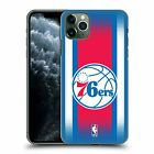 OFFICIAL NBA PHILADELPHIA 76ERS HARD BACK CASE FOR APPLE iPHONE PHONES