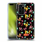 OFFICIAL EMOJI PATTERNS 2 SOFT GEL CASE FOR HUAWEI PHONES