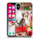 OFFICIAL THE MACNEIL STUDIO CHRISTMAS PETS BACK CASE FOR APPLE iPHONE PHONES