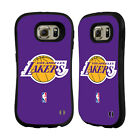 OFFICIAL NBA LOS ANGELES LAKERS HYBRID CASE FOR SAMSUNG PHONES