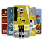 OFFICIAL STAR TREK EMBOSSED ICONIC CHARACTERS TOS BACK CASE FOR SAMSUNG PHONES 3 on eBay