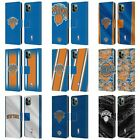 OFFICIAL NBA NEW YORK KNICKS LEATHER BOOK WALLET CASE FOR APPLE iPHONE PHONES on eBay