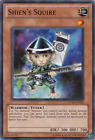 Shien's Squire STOR-EN026 Common Yu-Gi-Oh Card English Unlimited New
