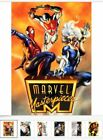 1996 Marvel Masterpieces BASE Card Singles PICK / Choose - Ship 25 Cents 4+ image