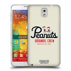 OFFICIAL PEANUTS VARSITY SPORTS SOFT GEL CASE FOR SAMSUNG PHONES 2