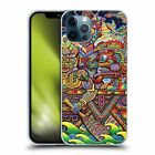 OFFICIAL CHRIS DYER PSYCHEDELIC SOFT GEL CASE FOR APPLE iPHONE PHONES
