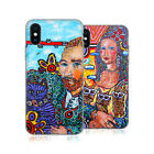OFFICIAL MAD DOG ART GALLERY ICONS SOFT GEL CASE FOR APPLE iPHONE PHONES