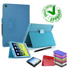 New Smart Stand Leather Magnetic Case Cover For Apple iPad 4 3 2 mini Air 2 Pro <br/> ✔Premium Quality ✔iPad 2/3/4, iPad Air/Air2, Mini, Pro