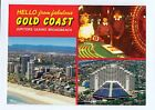 D9742cgt Australia Q Jupiter's Casino Gold Coast Multiview postcard