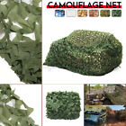 Внешний вид - Woodland Camouflage Camo Army Net Hide Netting Camping Military Hunting Shelter