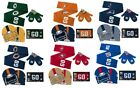 Licensed NFL Youth Hat, Scarf & Mittens Set ~ Pick Your Favorite Team ~ NWT $12.95 USD on eBay
