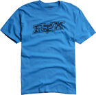Fox Racing Innovator Tee Electic Blue All Sizes Shirt T-Shirt Casual T