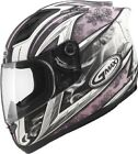Gmax Crusader II GM69 Full Face Pink Helmet 2014 Motorcycle Street