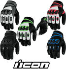Icon Compound Mesh Gloves All Colors & Sizes Glove Motorcycle