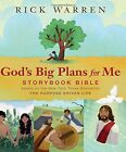 God's Big Plans for Me Storybook Bible: Based on the New York Times Bestselle…