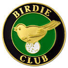 PinMart's Birdie Club Golf Golfing Enamel Lapel Pin