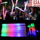 Kyпить 150 PCS Light Up Foam Sticks LED Wands Rally Rave Batons DJ Flashing Glow Stick на еВаy.соm
