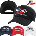 Trump 2020 Keep America Great Campaign Cap Hat Embroidered USA