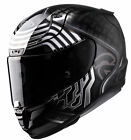 HJC RPHA-11 Pro Star Wars Kylo Ren Semi-Flat Black/Silver Motorcycle Helmet ECE $629.99 USD on eBay