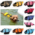Dog Life Jackets Outdoor Comfort Swimming Summer Vest Soft Clothes For Pet Puppy