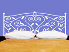 Wall Decor Decal Sticker Removable Headboard DC052 KING Size