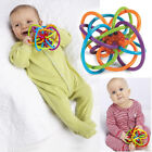 0-12 Months Baby Ball Toy Rattles Develop Intelligence Baby