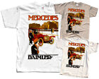 Mercedes Daimler V1, car poster, T-Shirt (WHITE,NATURAL) All sizes S-5XL  image