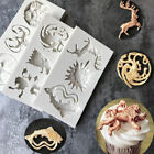 Game of Thrones 3D Silicone Fondant Mould Cake Decor Mold Chocolate DIY Utensil