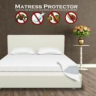 Mattress Encasement Cover Waterproof Zippered - Bed Bug Proof - Utopia Bedding image