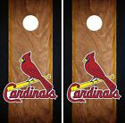 St. Louis Cardinals Cornhole Wrap MLB Game Board Skin Set Vinyl Decal Art CO537 on Ebay