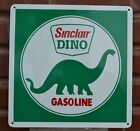 Sinclair gasoline Gss Pump SIGN Service Station Dino Garage Shop Free Shipping