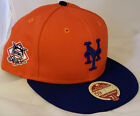 NWT NEW ERA New York NY METS classic wool 59FIFTY size fitted cap hat mlb on Ebay