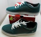 NIB Es First Blood Green Mens Skating Skate Shoes NOS Old Stock Rare