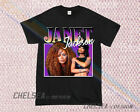 Inspired By  Janet Jackson T-shirt Merch Tour Limited Vintage Rare Gildan 1rs image
