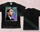 Inspired By SADE ADU T-shirt Merch Tour Limited Vintage Rare Gildan 1rw image